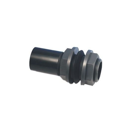 TP PVC-U Tank Connector Plain- Threaded