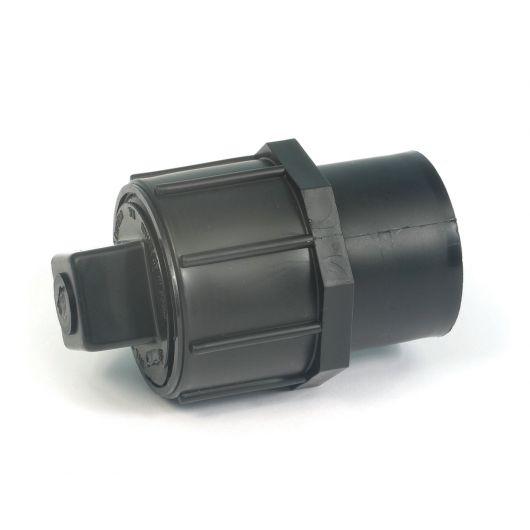 Vulcathene Cleanout Plug