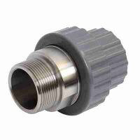 Durapipe ABS SuperFLO St. St. Male Composite Union 1/2""