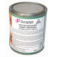 Durapipe SuperFLO Grey One Step Cement 1L