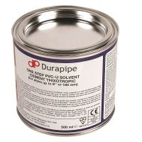 Durapipe PVC 1/2 Litre One Step Solvent Cement