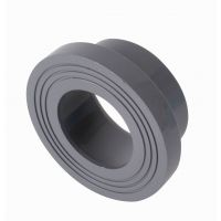 Durapipe ABS SuperFLO Stub Flange Plain/Serrated 200mm