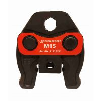 Rothenberger Compact M Type Jaw 15mm