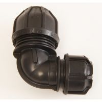Philmac Elbow 3G Met/Imp Trans 32 x 21-27mm