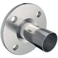 Mapress St.St. Flange PN 10/16, w/ Plain End d54mm