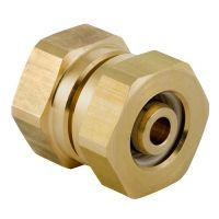 "Geberit Mepla pressure test plug for pipe end: 16mm, Rp=1/2"""