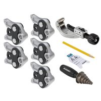 Geberit Mepla set of pressing jaws [1]: d=16 / 20 / 26mm