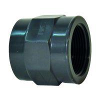 """+GF+ PVC-U Socket 32mm - 1"""""""
