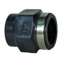 "+GF+ PVC-U Manometer Socket 12mm - 1/4"""