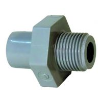 +GF+ CPVC Adaptor Nipple 16mm - 3/8""