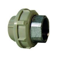 "+GF+ PROGEF-Standard Union MI EPDM 20mm - Rp1/2"""