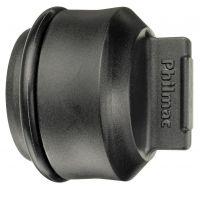 """Philmac Blanking Plug Met/Imp 63mm / 2"""""""