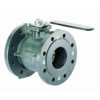 ART78 Cast Iron PN16 Flanged Ball Valve St.St. Ball 1""