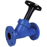 ART250 Ductile Iron Dbl Regulating Valve Flanged PN16 2""