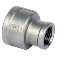 ARTRS St.St. Reducing Socket 3/4x1/2""