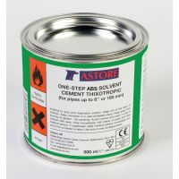 Astore Solvent Cement for ABS 0.5 Litre