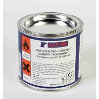 PVC 1/2 litre Solvent Cement