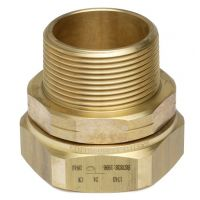 Gastite Male BSPT Straight Fitting Assm. - 40mm - 1 1/2""