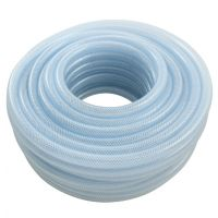 Clear PVC Food Grade Hose 100 Metre 1/4""