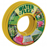 Flexible PVC Water Hose 25 Metre 12.5mm