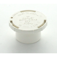 Marley White Waste MUPVC Access Plug 32mm