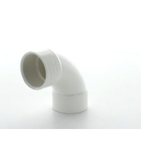 Marley White Waste MUPVC 88.5 Deg Bend 32mm