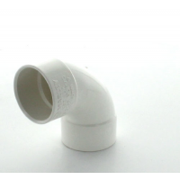 Marley White Waste MUPVC 88.5 Deg Bend 40mm