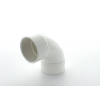 Marley White Waste MUPVC 88.5 Deg Bend 50mm