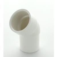 Marley Grey Waste MUPVC Spigot Bend 45 Deg 32mm