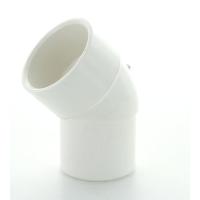 Marley Grey Waste MUPVC Spigot Bend 45 Deg 40mm