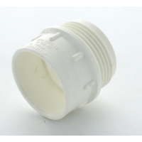 Marley White Waste MUPVC Iron Adaptor Male 32mm