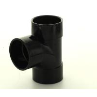 Marley Black Waste MUPVC Tee 88.5 Deg 40mm