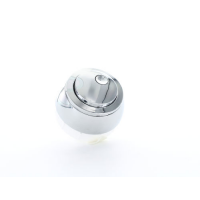 Multikwik Chrome Round Button