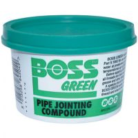 Boss Green Potable Water Pipe Jointing Compound 400gm