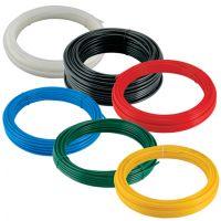 Green Flexible Nylon Tube 30 Metre Coil 4mm x 2.5mm