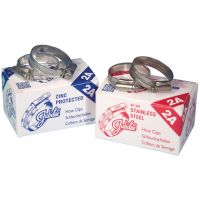 Stainless Steel Jubilee Hose Clip 16mm to 22mm