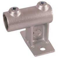 """Handrail Pipe Clamp Non-Struct. Offset Side Palm Fixing 1"""""""