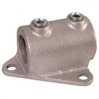 """Handrail Pipe Clamp Structural Flush Side Palm Fixing 1 1/4"""""""