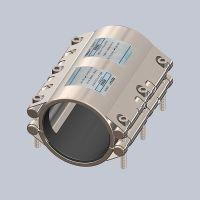 Repair Double Lock, Type II EPDM Gasket, 55#65mm x 85mm Wide