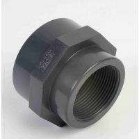 Astore PVC Reducing Piece Female/ BSP 1 1/4 x 1""