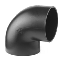 Marley HDPE 88.5 Degree Elbow 200mm