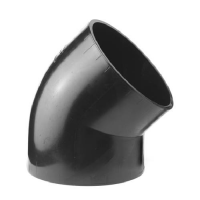 Marley HDPE 45 Degree Elbow 56mm