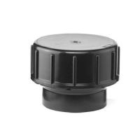 Marley HDPE Long Inspection Screw Cap 75mm