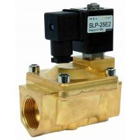 ARTSLP WRAS Brass Sol. Valve EPDM 24VDC 13mm Orf NC 1/2""