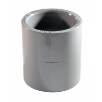 Multikwik Outlet Adaptor Continuous Channel Solvent 50mm