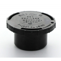 Marley Black Waste ABS Access Cap 32mm