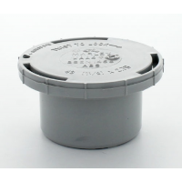 Marley Grey Waste ABS Access Cap 40mm