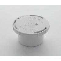 Marley White Waste ABS Access Cap 40mm