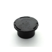 Marley Black Waste ABS Access Cap 50mm
