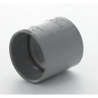 Marley Grey Waste ABS Straight Coupling 32mm